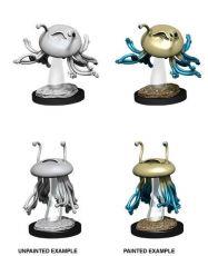 D&D Nolzur's Marvelous Miniatures Unpainted Miniatures Flumph Case (6)