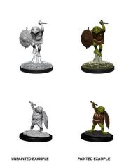 D&D Nolzur's Marvelous Miniatures Unpainted Miniatures Bullywug Case (6)