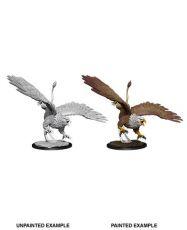 D&D Nolzur's Marvelous Miniatures Unpainted Miniatures Diving Griffon Case (6)