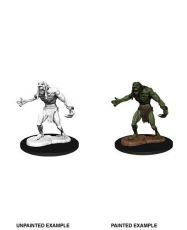 D&D Nolzur's Marvelous Miniatures Unpainted Miniatures Raging Troll Case (6)