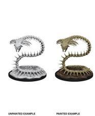 D&D Nolzur's Marvelous Miniatures Unpainted Miniatures Bone Naga Case (6)