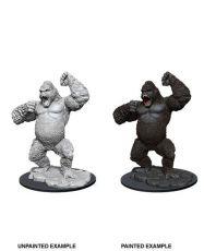 D&D Nolzur's Marvelous Miniatures Unpainted Miniatures Giant Ape Case (6)