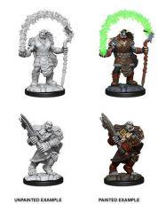 D&D Nolzur's Marvelous Miniatures Unpainted Miniatures Orc Adventurers Case (6)