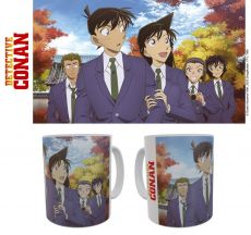 Detective Conan Keramický Hrnek Shinichi & Ran