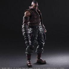 Final Fantasy VII Remake Play Arts Kai Akční Figure No. 2 Barret Wallace 30 cm