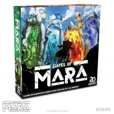 Gates of Mara Board Game Anglická Verze