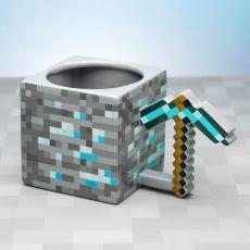 Minecraft Hrnek Pickaxe