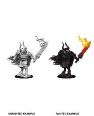 Pathfinder Battles Deep Cuts Unpainted Miniatures Minotaur Labyrinth Guardian Case (6)