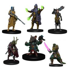 Starfinder Battles pre-painted Miniatures 6-Pack Starter Pack: Heroes Pack