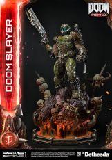 Doom Eternal Soška Doom Slayer 108 cm