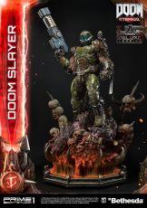 Doom Eternal Soška Doom Slayer Deluxe Verze 110 cm