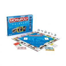 Friends Board Game Monopoly Francouzská Verze