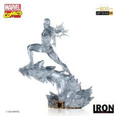 Marvel Comics BDS Art Scale Soška 1/10 Iceman 23 cm