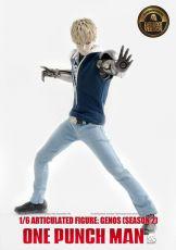 One Punch Man FigZero Akční Figure 1/6 Genos (Season 2) Deluxe Verze 30 cm
