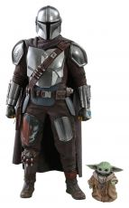 Star Wars The Mandalorian Akční Figure 2-Pack 1/6 The Mandalorian & The Child 30 cm