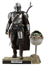Star Wars The Mandalorian Akční Figure 2-Pack 1/6 The Mandalorian & The Child Deluxe 30 cm