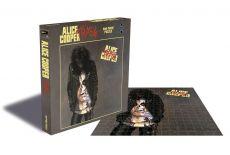Alice Cooper Puzzle Trash