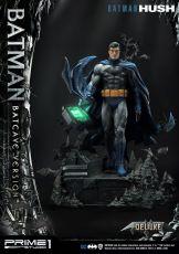 Batman Hush Soška 1/3 Batman Batcave Deluxe Verze 88 cm