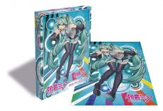 Hatsune Miku Puzzle Miku Projection