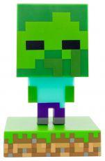 Minecraft 3D Icon Light Zombie