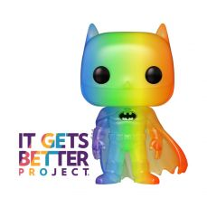 Pride 2020 DC Comics POP! Heroes vinylová Figure Batman (RNBW) 9 cm
