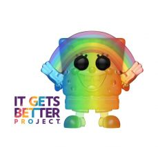 Pride 2020 SpongeBob SquarePants POP! Animation vinylová Figure Spongebob (RNBW) 9 cm