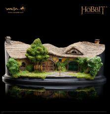 The Hobbit An Unexpected Journey Soška The Green Dragon Inn 9 cm --- DAMAGED PACKAGING