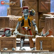Thundercats Ultimates Akční Figure Wave 3 Captain Cracker the Robotic Pirate Scoundrel 18 cm