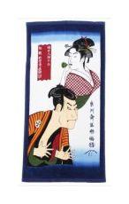 Ukiyo-e Ručník Japop Ukiyo-e 50 x 100 cm