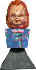 Bride of Chucky Mini Bysta Chucky 15 cm