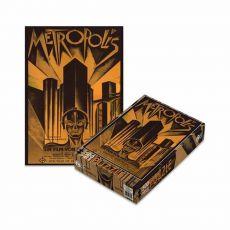 Metropolis Puzzle Plakát