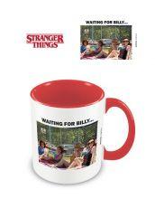 Stranger Things Hrnek Waiting for Billy