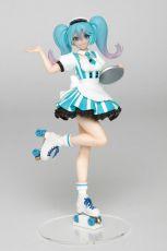 Vocaloid PVC Soška Hatsune Miku Costumes Cafe Maid Ver. 18 cm
