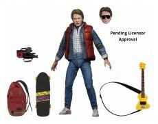 Back to the Future Akční Figure Ultimate Marty McFly 18 cm