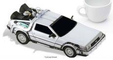 Back to the Future Kov. Model Time Machine 15 cm