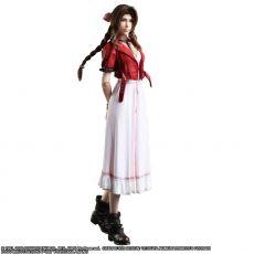 Final Fantasy VII Remake Play Arts Kai Akční Figure Aerith Gainsborough 25 cm