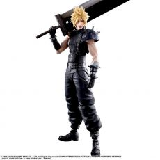 Final Fantasy VII Remake Play Arts Kai Akční Figure Cloud Strife Ver. 2 27 cm