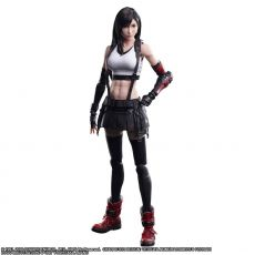 Final Fantasy VII Remake Play Arts Kai Akční Figure Tifa Lockhart 25 cm