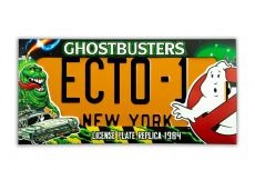 Ghostbusters Replika 1/1 ECTO-1 License Plate