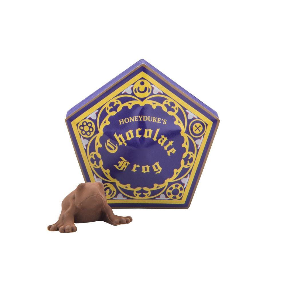 Harry Potter Mini Figures Gomee Chocolate Frog Character Edition Display (10) Cinereplicas