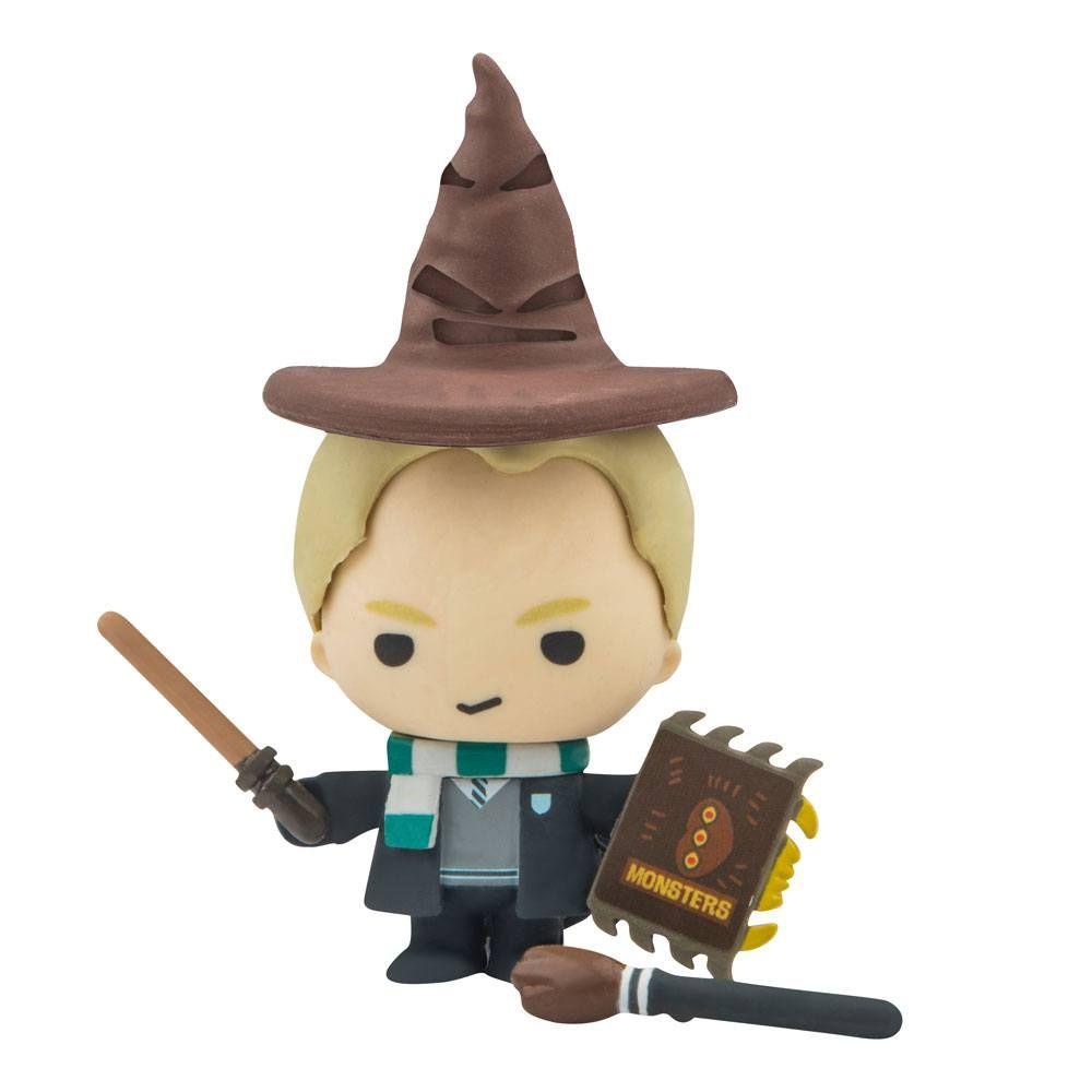 Harry Potter Mini Figures Gomee Draco Malfoy Character Edition Display (10) Cinereplicas