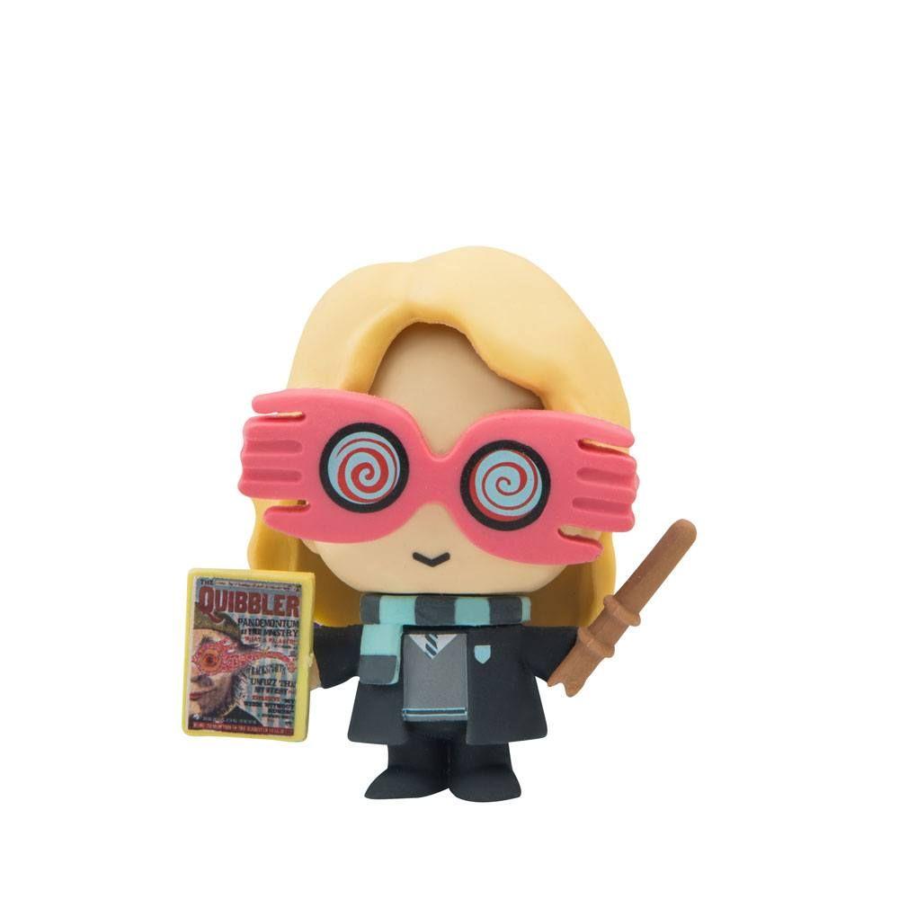 Harry Potter Mini Figures Gomee Luna Lovegood Character Edition Display (10) Cinereplicas
