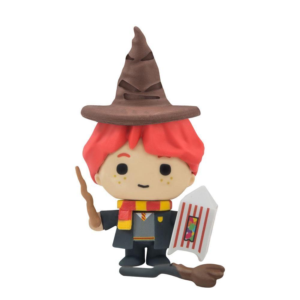 Harry Potter Mini Figures Gomee Ron Weasley Character Edition Display (10) Cinereplicas
