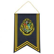 Harry Potter Nástěnná Vlajka Bradavice 30 x 44 cm
