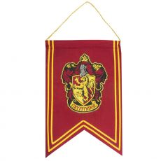 Harry Potter Nástěnná Vlajka Nebelvír 30 x 44 cm