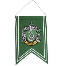 Harry Potter Nástěnná Vlajka Zmijozel 30 x 44 cm