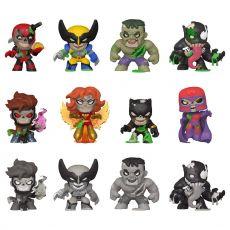 Marvel Mystery Minis vinylová Mini Figures 6 cm Display Zombies (12)