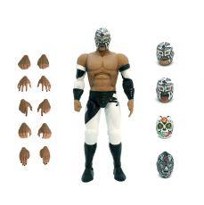 New Japan Pro-Wrestling Ultimates Akční Figure Wave 2 Bushi 18 cm