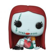Nightmare before Christmas POP! Disney vinylová Figure Sally Sewing 9 cm