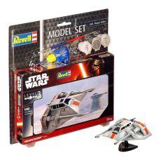 Star Wars Model Kit 1/52 Model Set Snowspeeder 10 cm